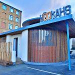 HOOKAHS Lounge in Manchester, U.K.