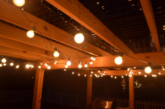 pergola lights 2