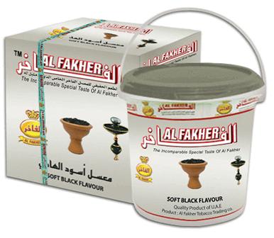 Al Fakher Soft Black Shisha