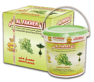 Al Fakher Golden Grape