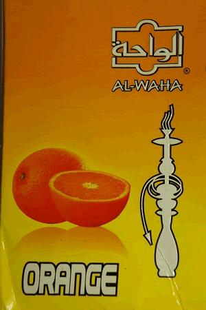 Al Waha Orange Shisha Review