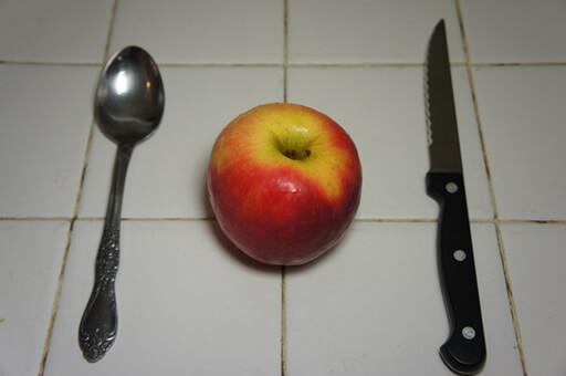 Apple Head Fruit Hookah