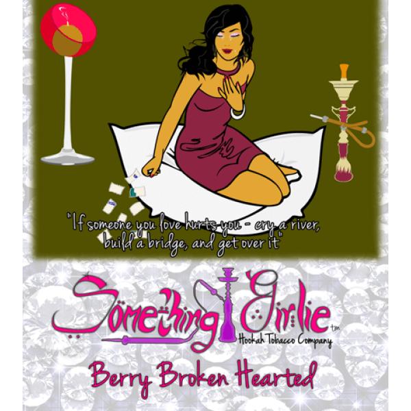 Something Girlie Berry Broken Hearted