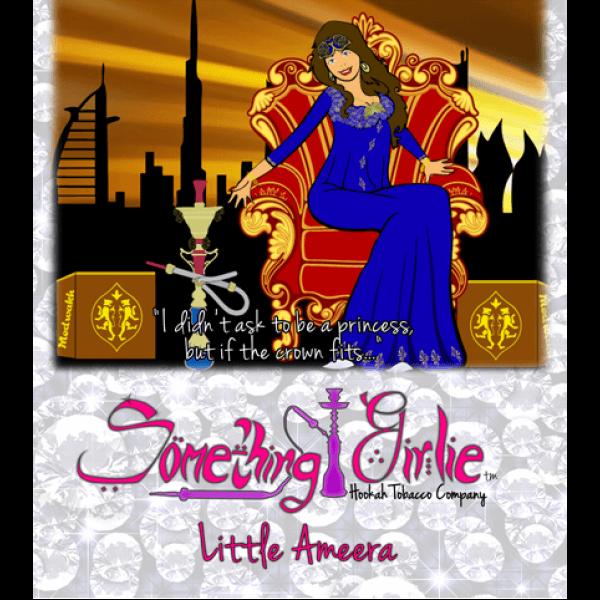Something Girlie Little Ameera