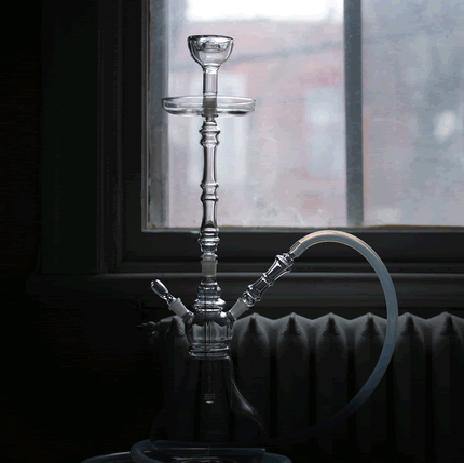 Glass Hookah stem