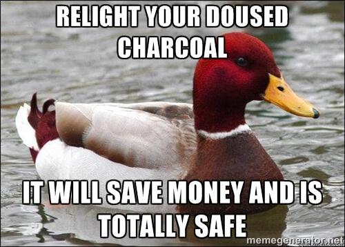 Hookah Duck & Coals
