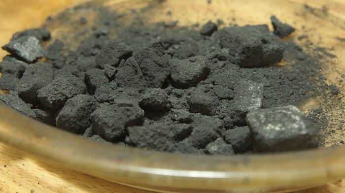 Crushed Hookah Coals