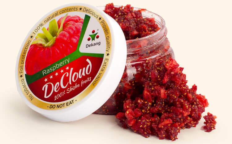 DeCloud Shishafruits Raspberry