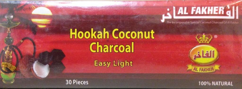 Al Fakher Natural Hookah Coals