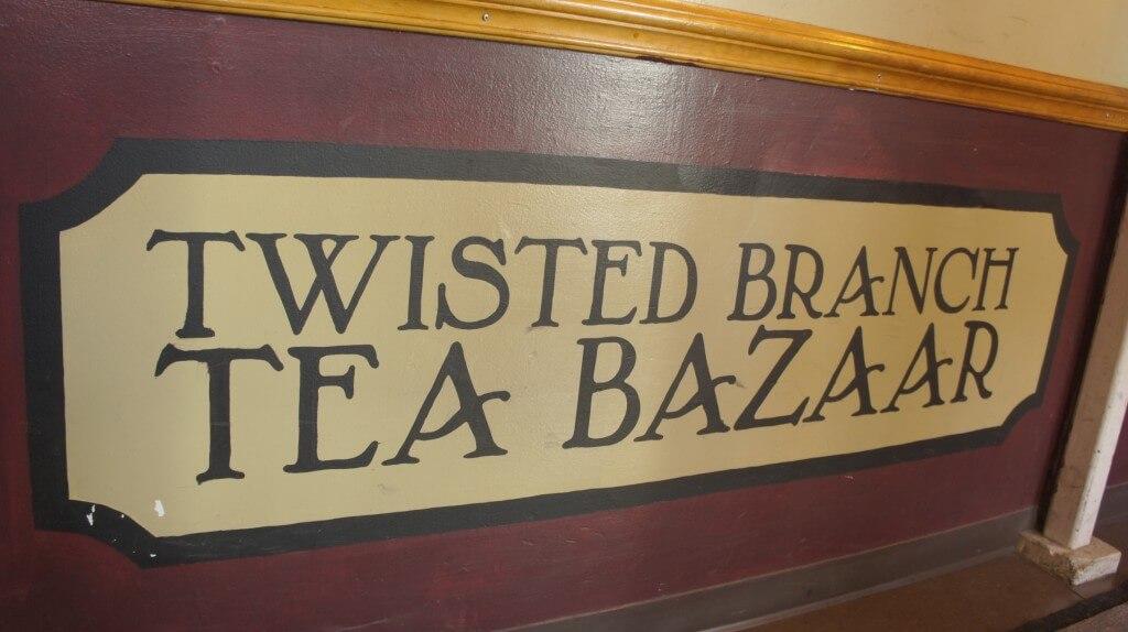 Tea Bazaar Hookah Lounge in Charlottesville, VA