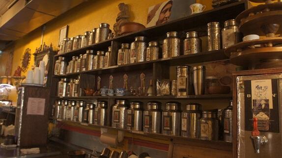 Charlottesville Tea Bazaar Shisha Lounge