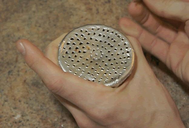 Tangiers Phunnel  Bowl Hole Pattern