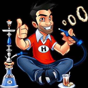 Hookah.org Mascot
