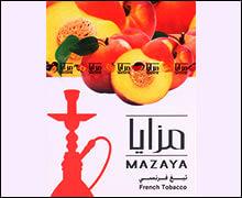 Mazaya Peach Shisha