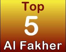 Top 5 Al Fakher Flavors