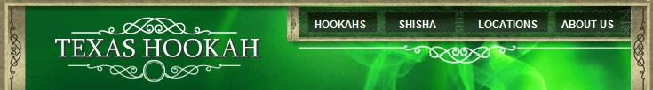 Texas Hookah Banner