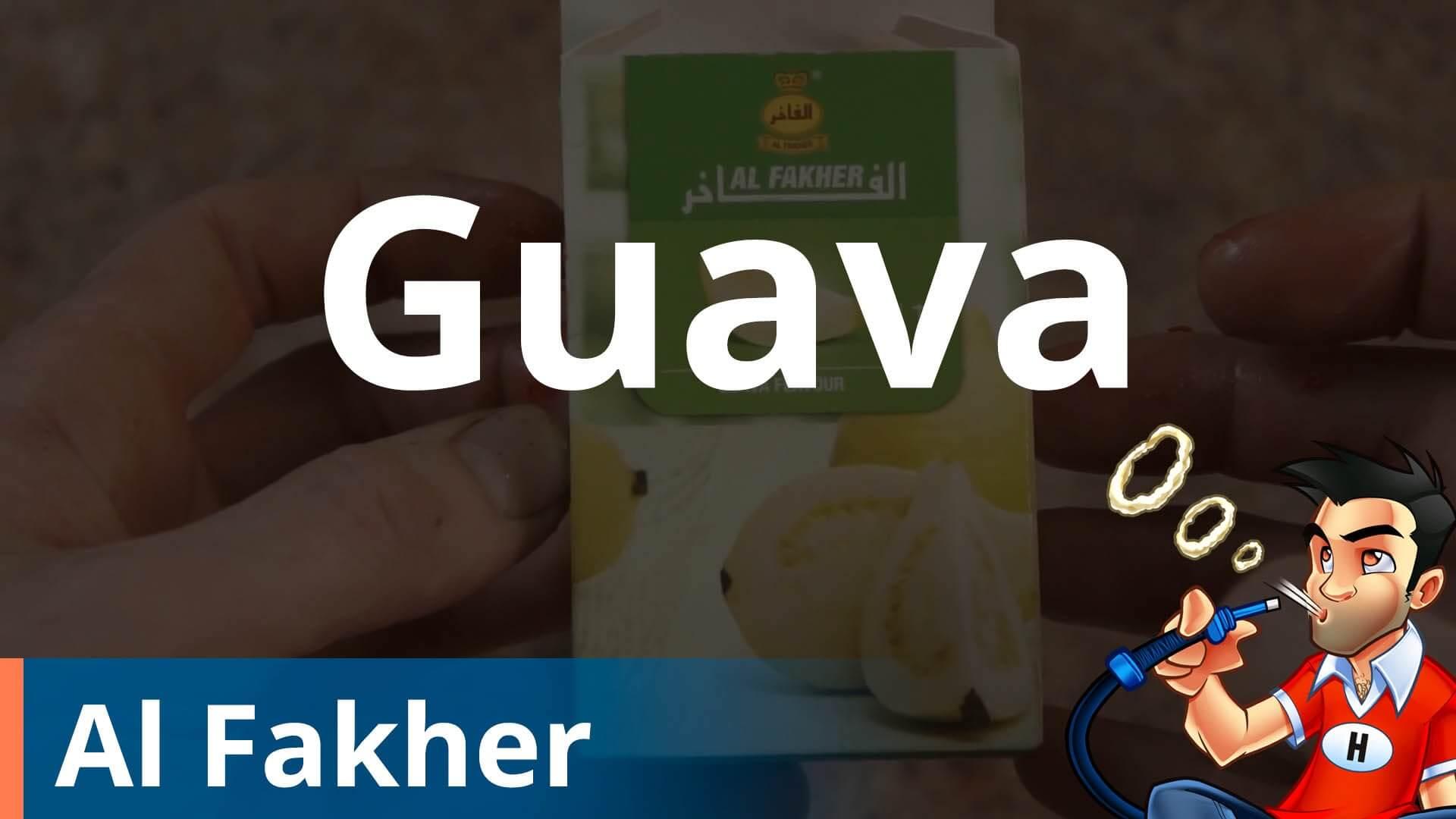 Al Fakher Guava Shisha Review