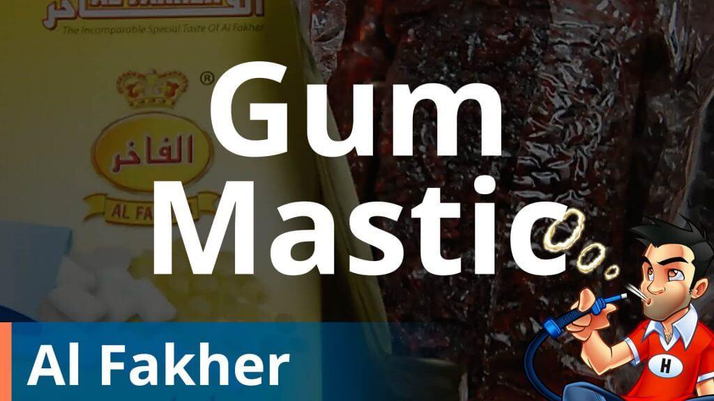 Al Fakher Gum Mastic Hookah Tobacco