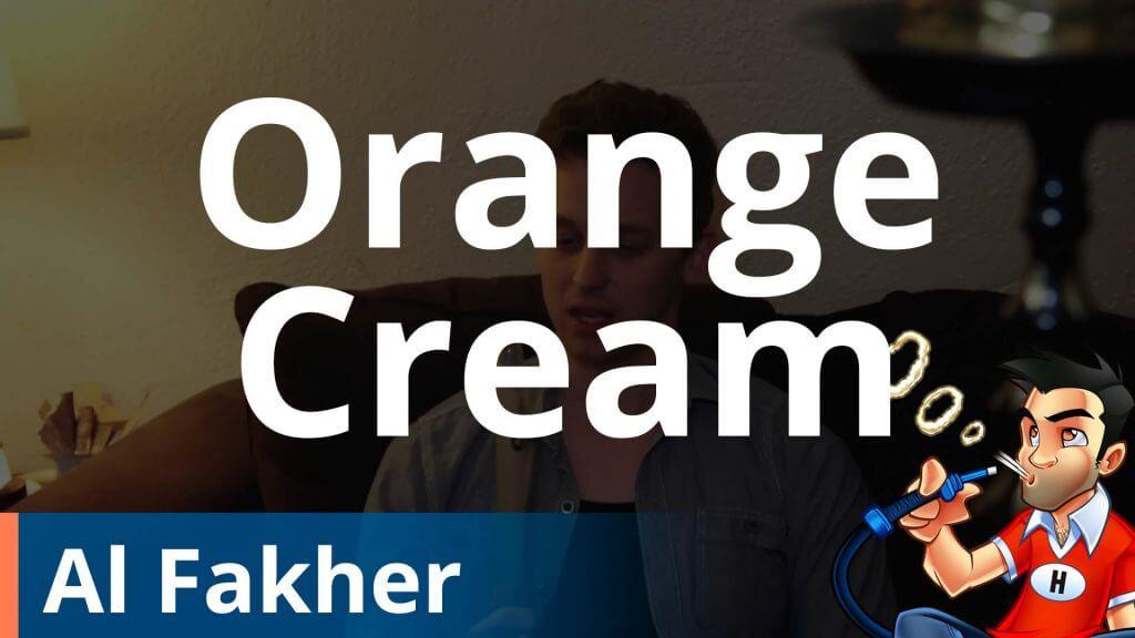Al Fakher Orange Cream Shisha Review