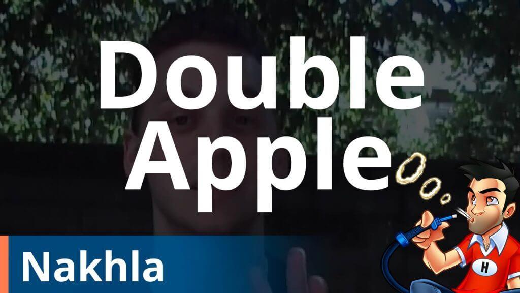 Nakhla Double Apple Shisha Review