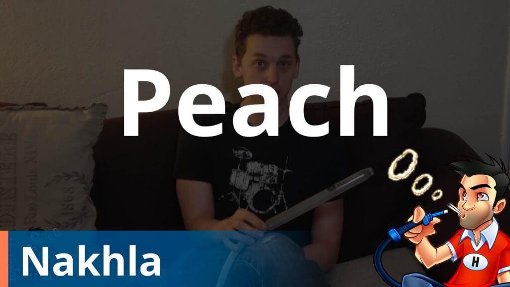 Nakhla Peach Shisha Review