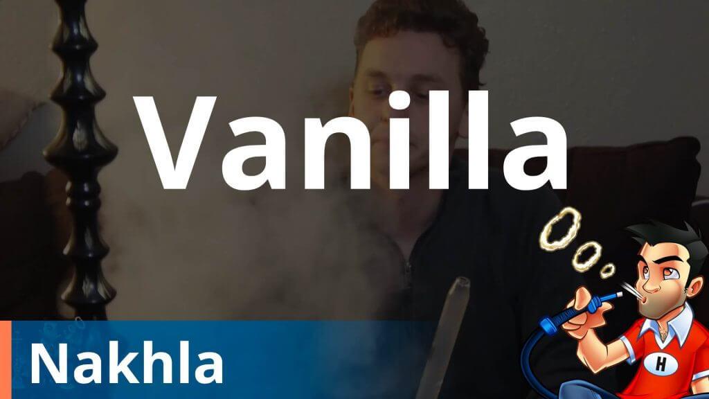 Nakhla Vanilla Shisha Review