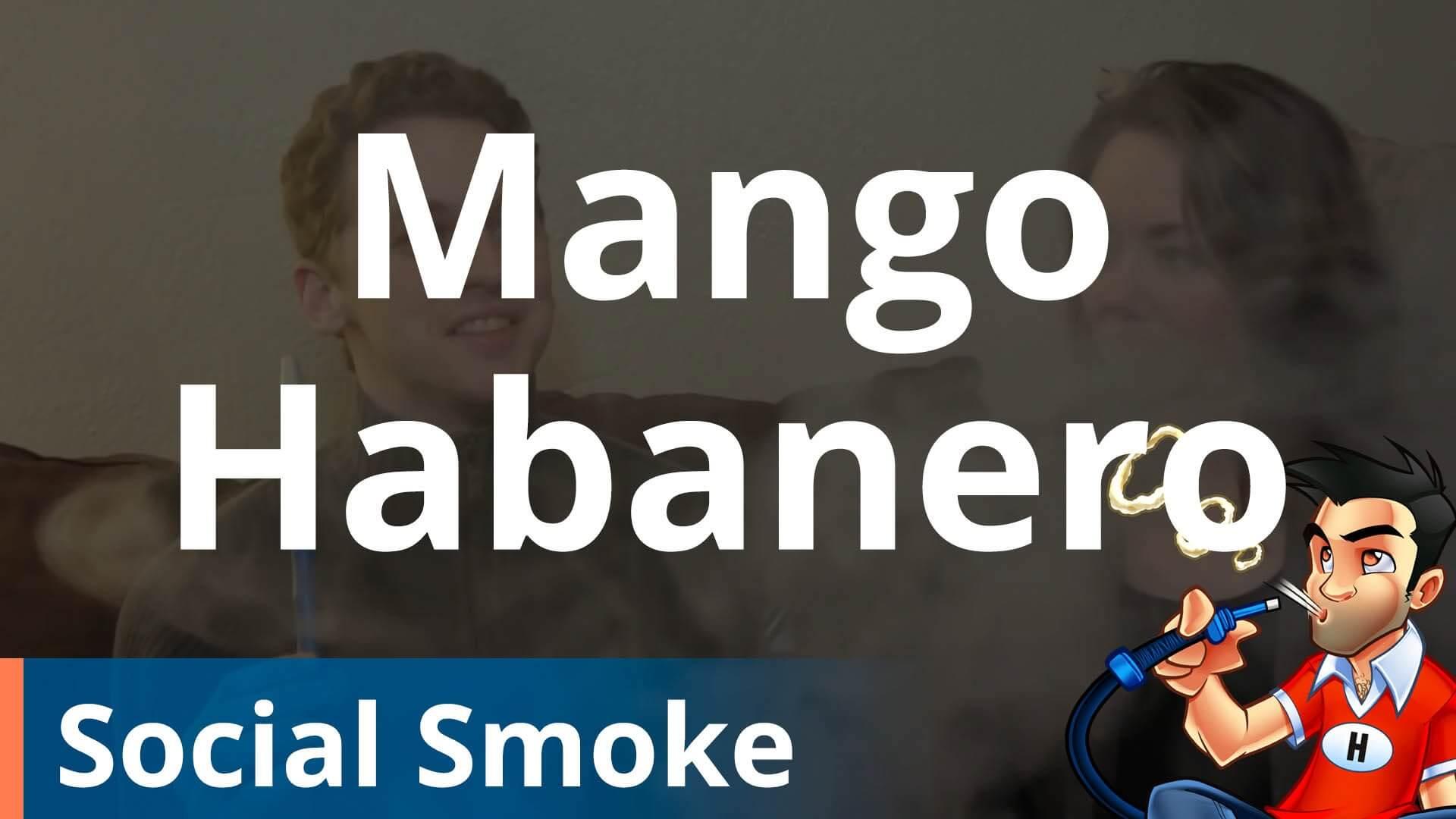 Social Smoke Mango Habanero Shisha Review